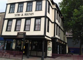 stag and hounds