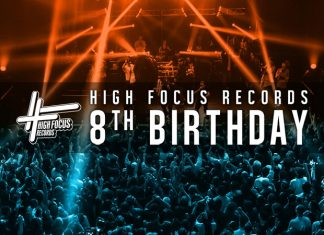 High Focus Records 8th Birthday Party